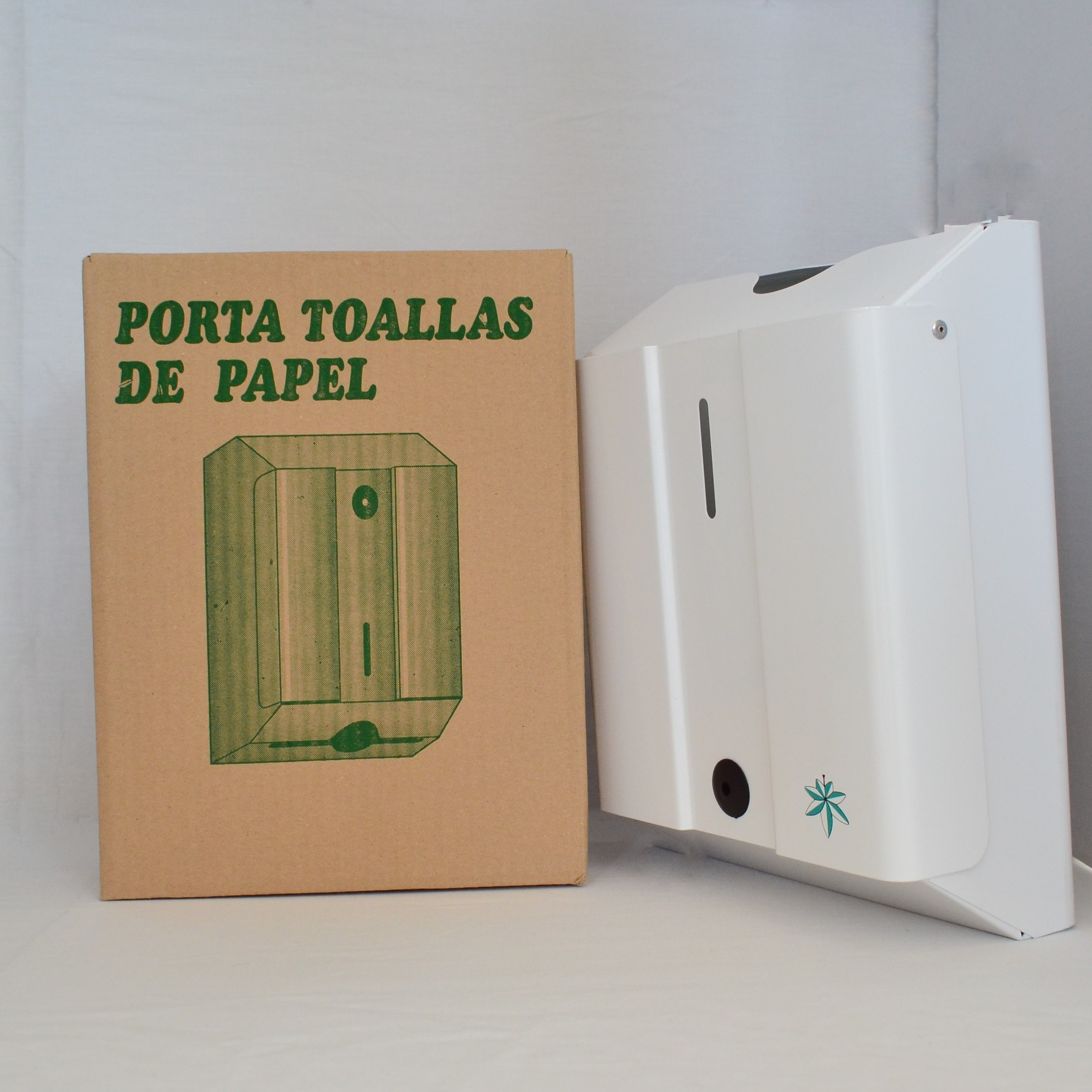 DISPENSADOR DE TOALLAS ZIG ZAG